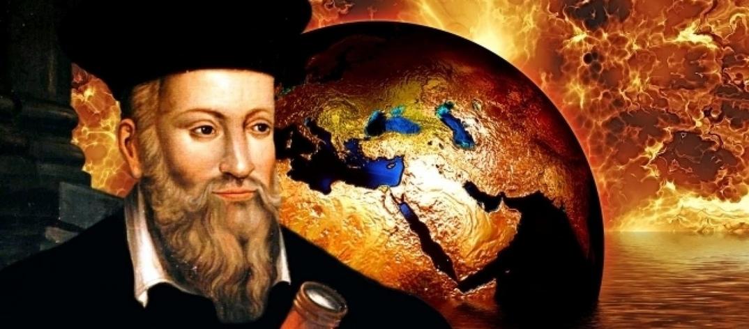 Нострадамус предрек «гибель половины человечества»