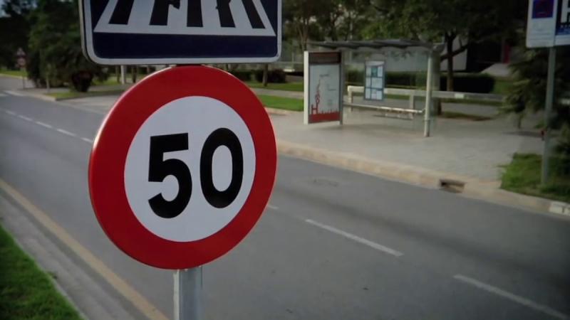 В Беларуси скорость езды по городу снизят до 50 км/ч