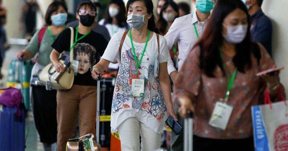 Число заразившихся коронавирусом приблизилось к 35 тысячам