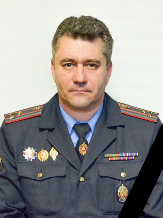 В 42 года внезапно умер начальник ГАИ Могилевской области