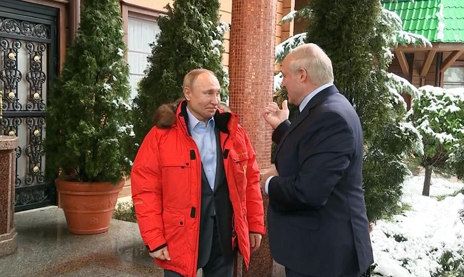 Итоги переговоров Лукашенко и Путина в Сочи