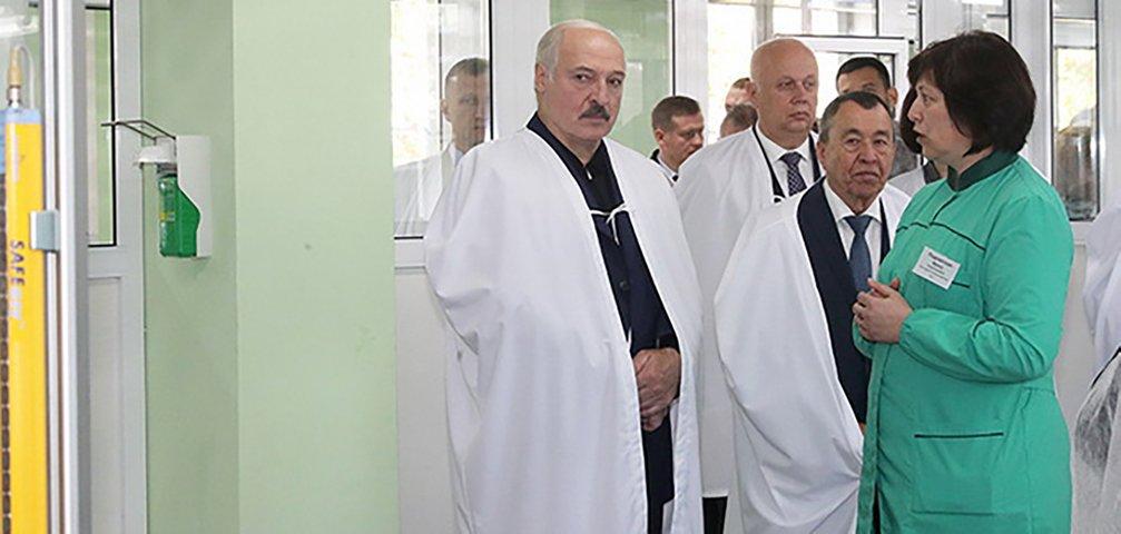 В Беларуси 24873 человека, зараженных COVID-19
