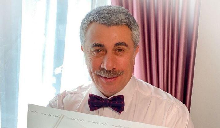 Доктор Комаровский рассказал о пользе хрена в борьбе с коронавирусом