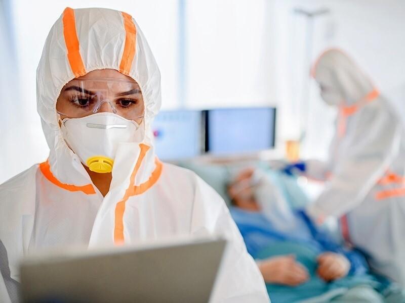 В Беларуси заболели коронавирусом 28681 человек, умерли 160 человек