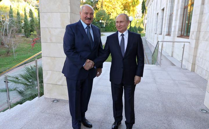 Конфликт Беларуси с Россией доходит до опасной черты
