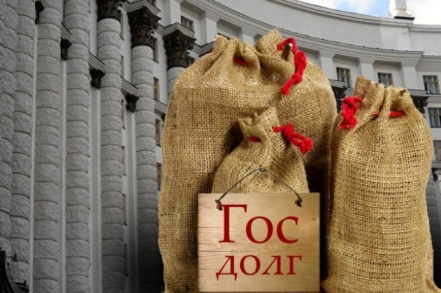 Госдолг на 1 мая вырос до 50,1 млрд рублей
