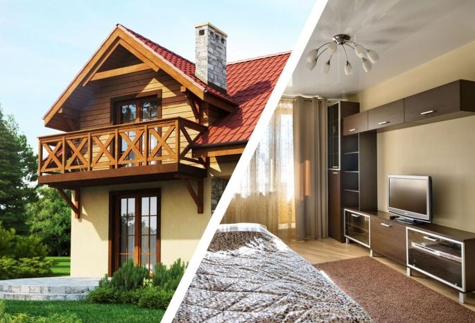 Купить квартиру или построить дом
