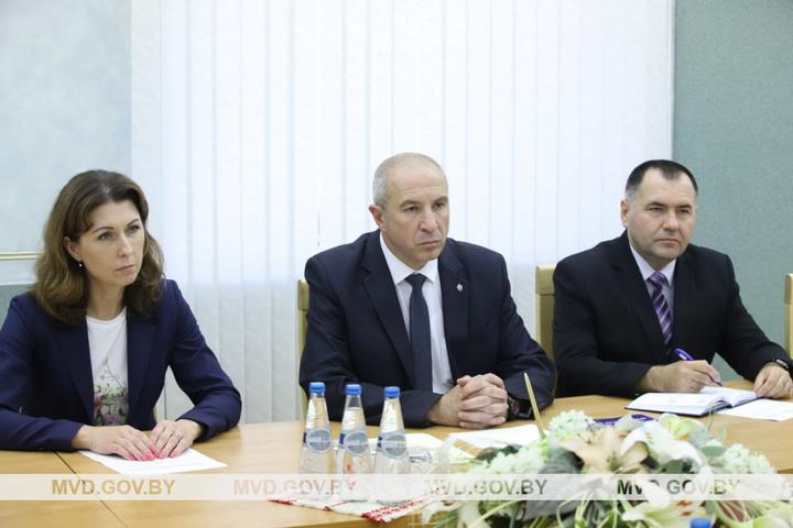 Караев: Команд на жестокое обращение с людьми на улицах, при конвоировании, в местах содержания — я не давал