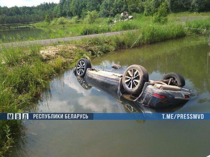 в агроусадьбе под Бобруйском утонули четверо мужчин