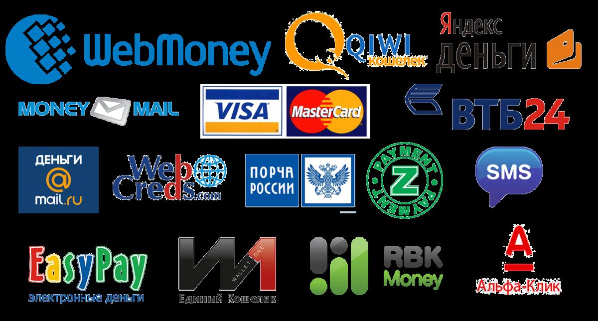 Электронные деньги: популярные платежные системы