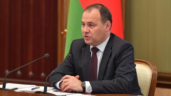 Власти Беларуси рассчитывают получить первую часть российского кредита до конца года