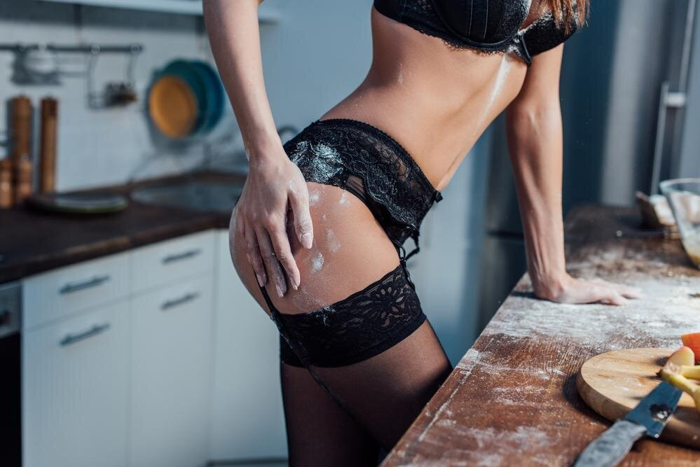 Почему девушки любят шлепки