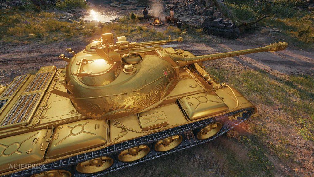World of Tanks танк Type 59G