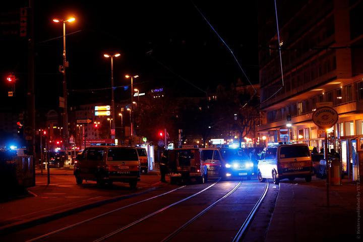 Теракт в центре Вены. Все, что известно на этот момент