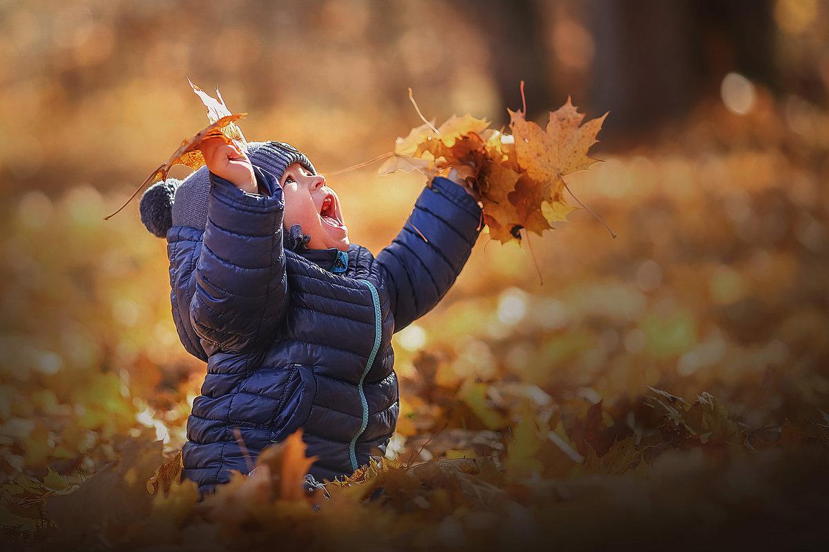 Попрощаемся с теплой осенью. Уже на следующей неделе похолодает