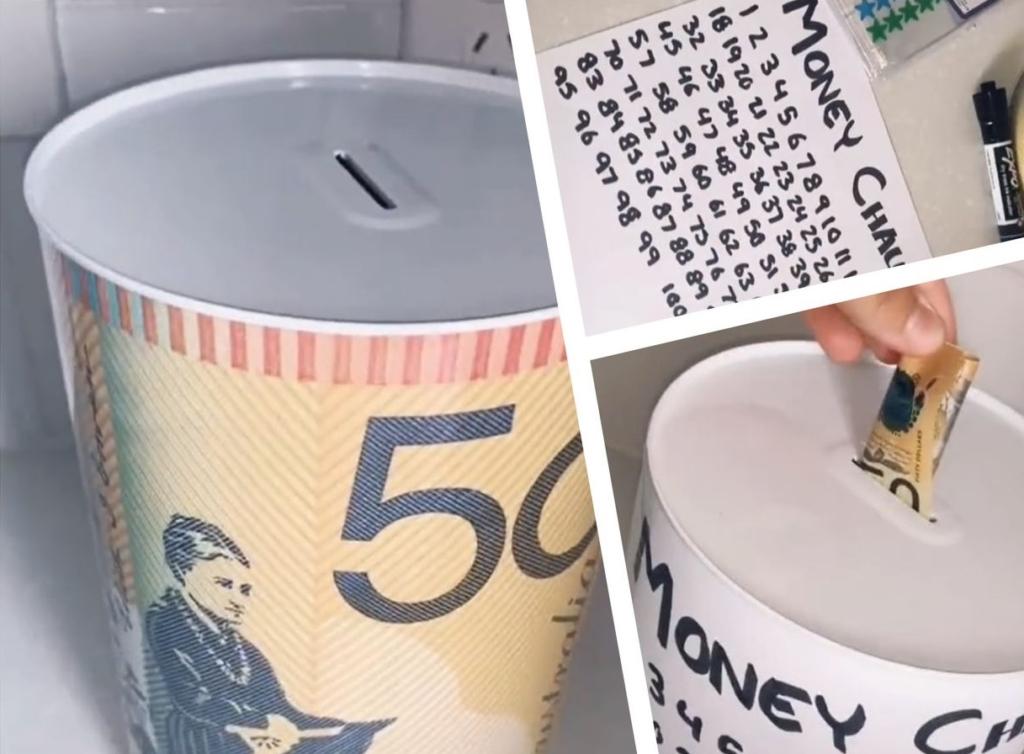 Девушка поделилась лайфхаком, который поможет накопить 5050 рублей за короткий срок