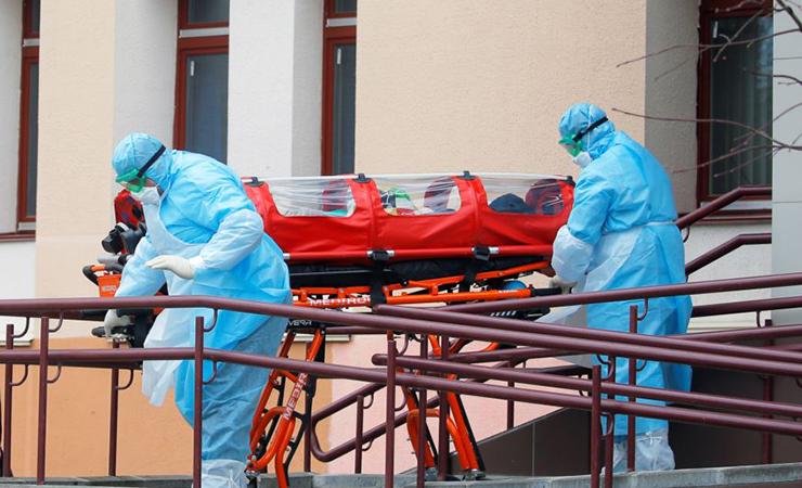 За сутки в Беларуси 1701 новый случай COVID-19