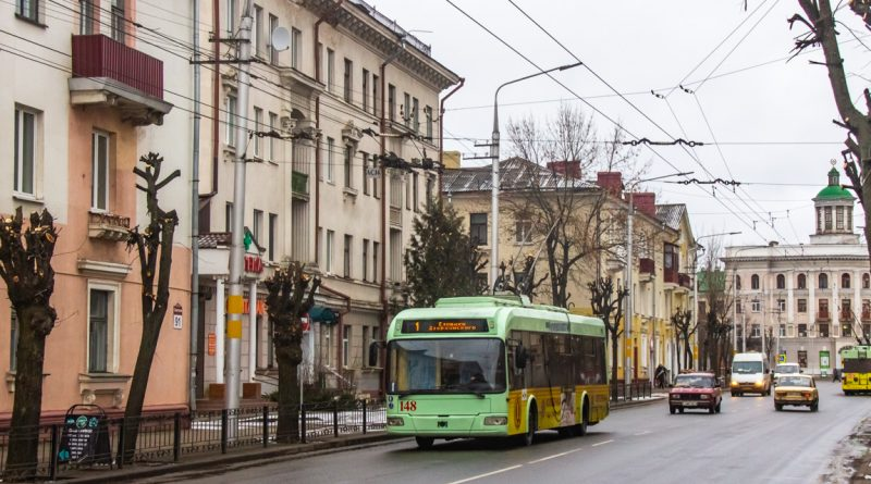 Дорожает проезд в общественном транспорте Могилевской области