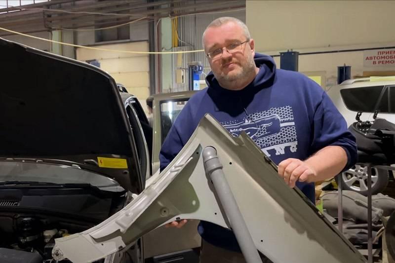 Канализационная труба и не только: из чего ещё сделана новая Lada Niva