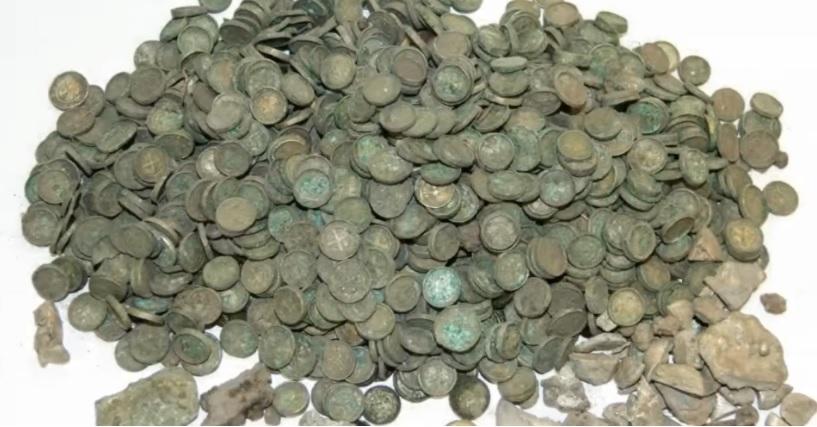 Польские археологи нашли клад с приданым древнерусской княжны