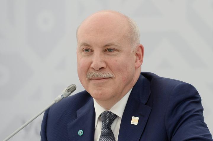 Посол России Мезенцев — о санкциях: «Есть глобальные планы отрыва Беларуси от России»