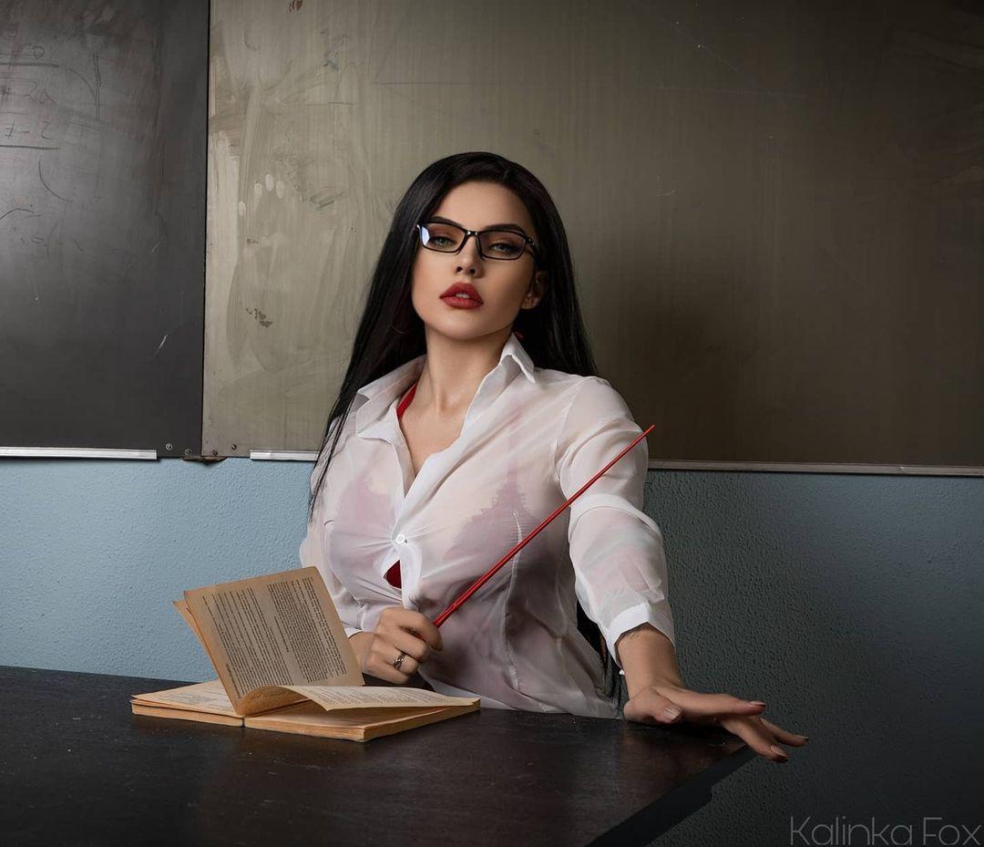 Косплеерши - сексуальные девушки-косплейщицы, которые сводят с ума всех мужчин, фото