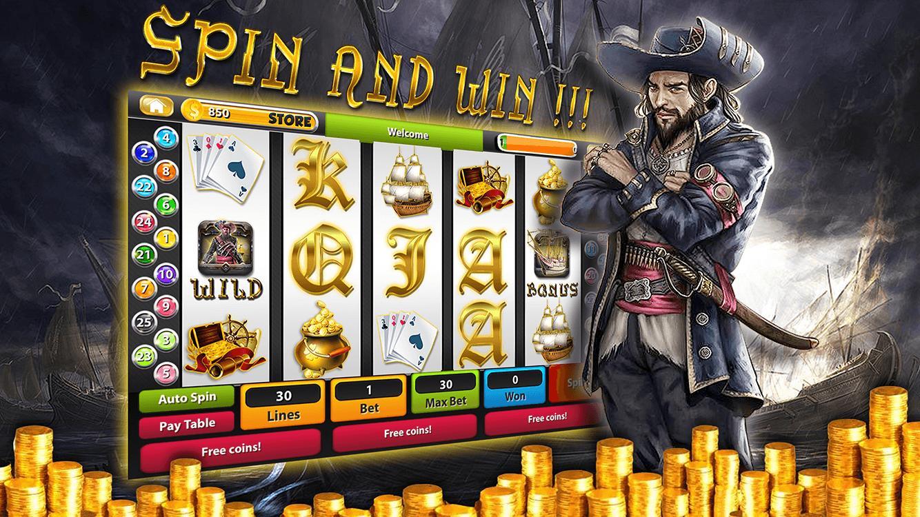 слот Пират казино