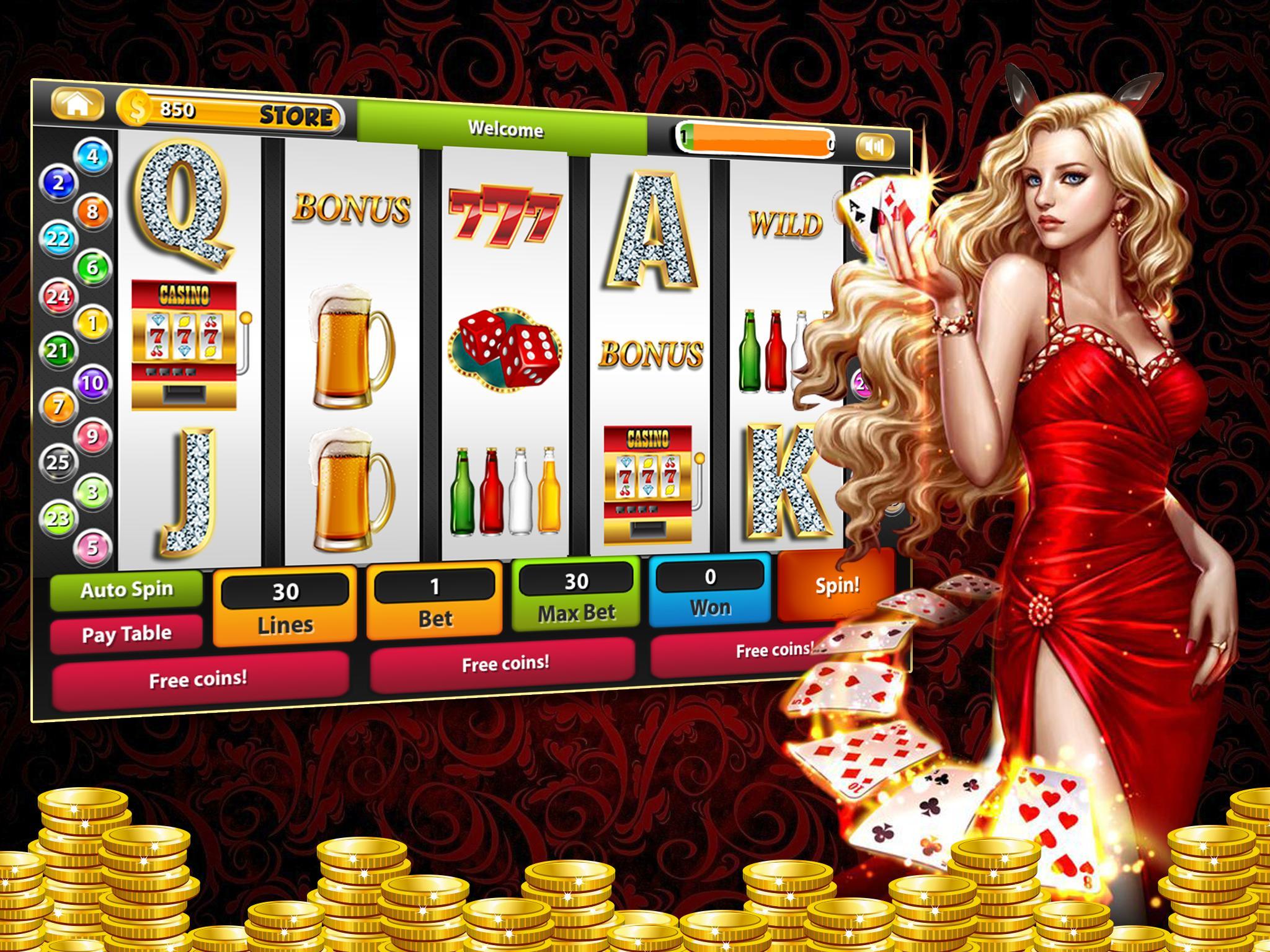 игровые автоматы и слоты бесплатно