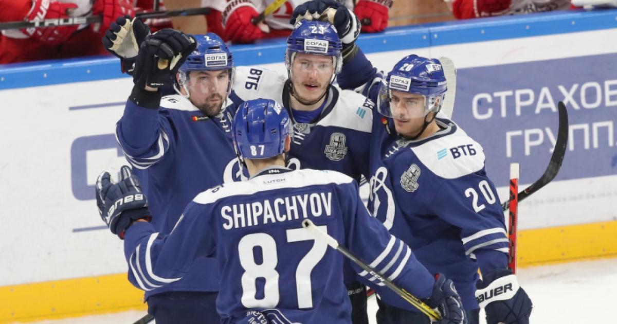 Минское «Динамо» впервые с 2017 года вышло в плей-офф