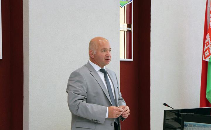 Новым главой СК стал Дмитрий Гора — заместитель генпрокурора Беларуси, выходец из КГБ