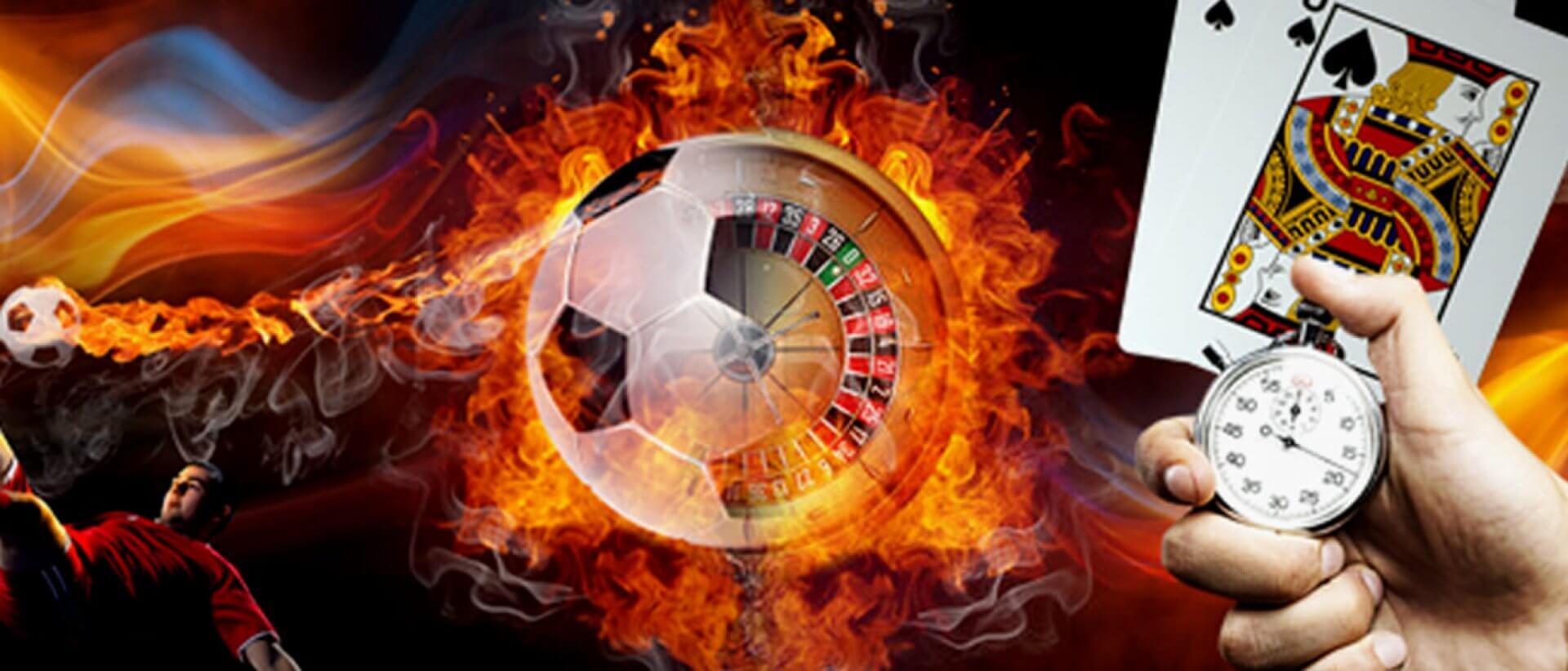 Казино и ставки на спорт