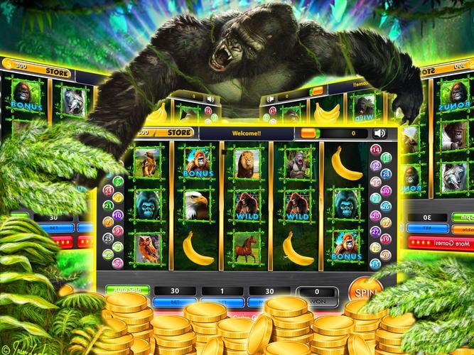 описание слота Gorilla