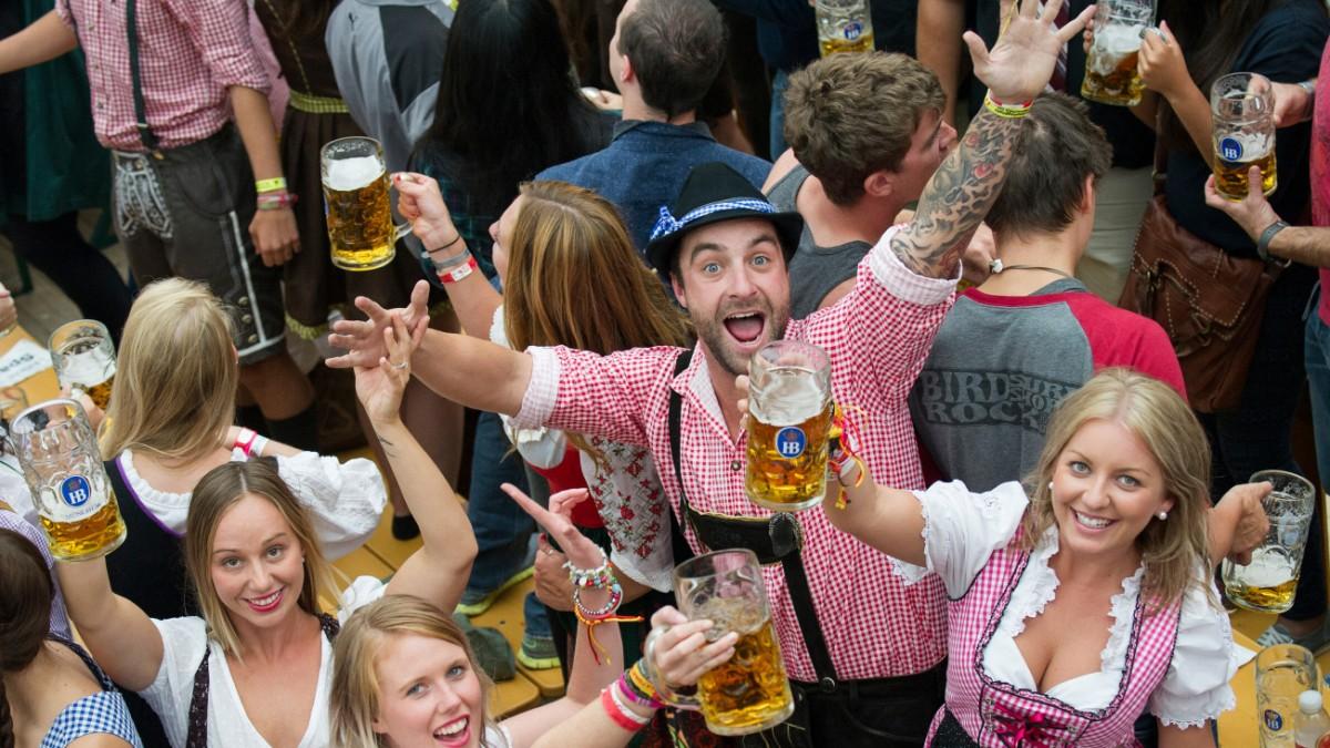 от пива растет пивной живот, и вообще полнеют