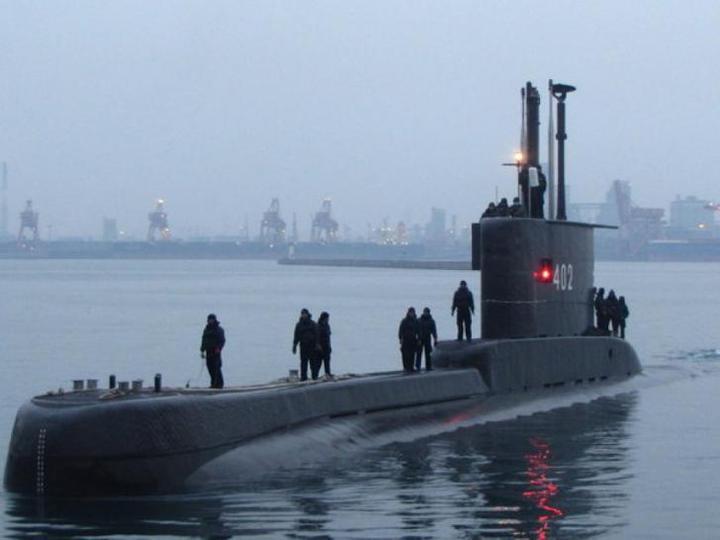 Пропавшую подводную лодку у берегов Индонезии ищут более 20 кораблей