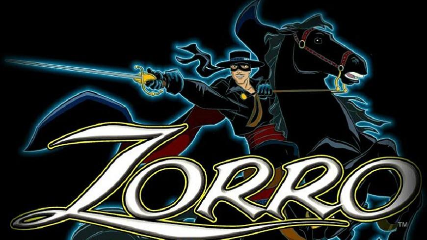 в слоте Zorro