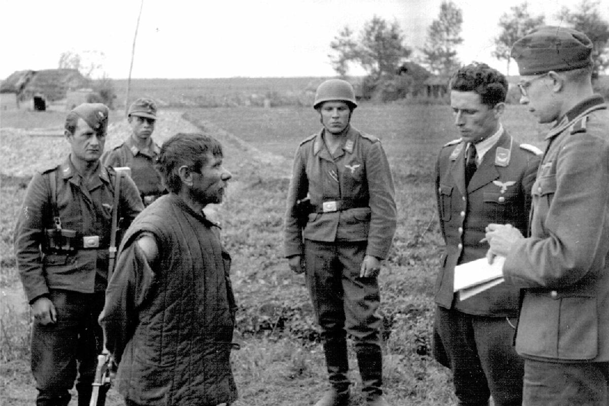 Какое русское слово помогало вычислить фашиста на войне