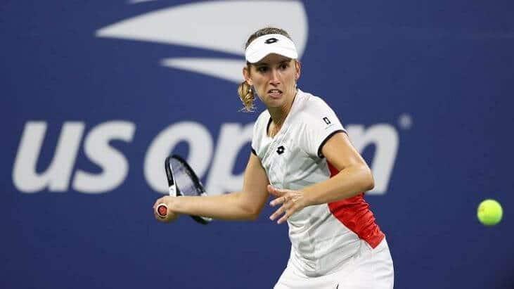 Александра Саснович вышла в 1/8 финала теннисного турнира в Люксембурге