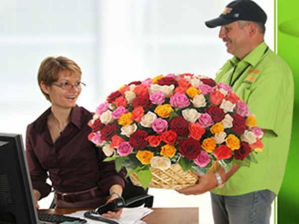 Фото цветов как подарок