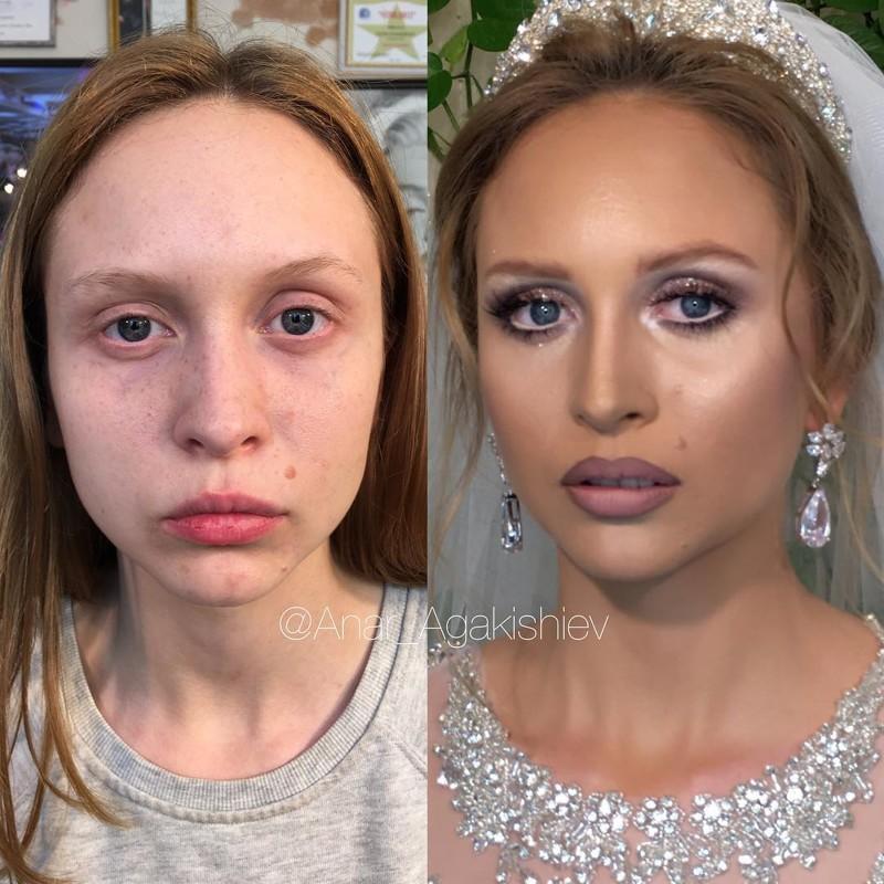 Как сделать макияж старше и младше