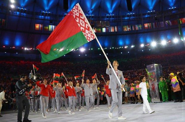 Открытие Летних Олимпийских Игр вРио